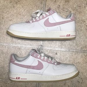 "Nike Air Force 1 ""Seersucker"" Size 14"